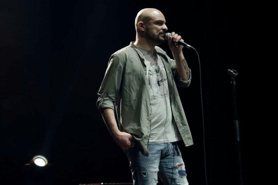 Mattia Rocila alla 33^ di Sanremo Rock!