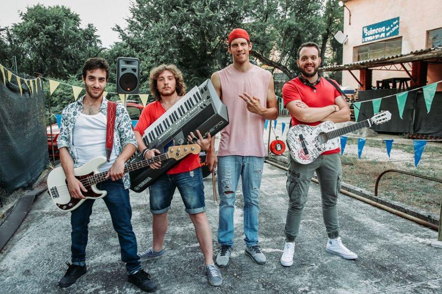 Gli Utopia alla 33^ di Sanremo Rock