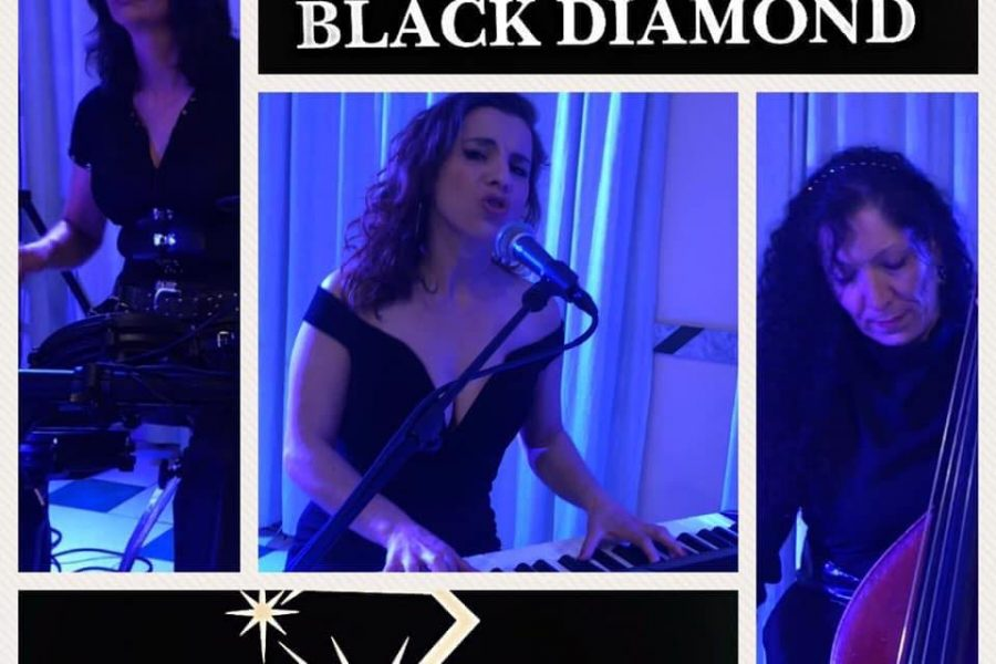 Le Black Diamond alla 33^ del Sanremo Rock Festival 2020!