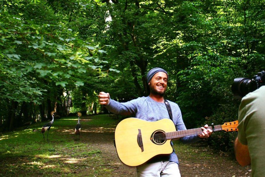 Il cantautore Biagio Botti alla 33^ di Sanremo Rock
