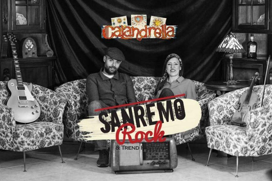 Da Salerno, i Calandrella alla 33^ di Sanremo Rock!