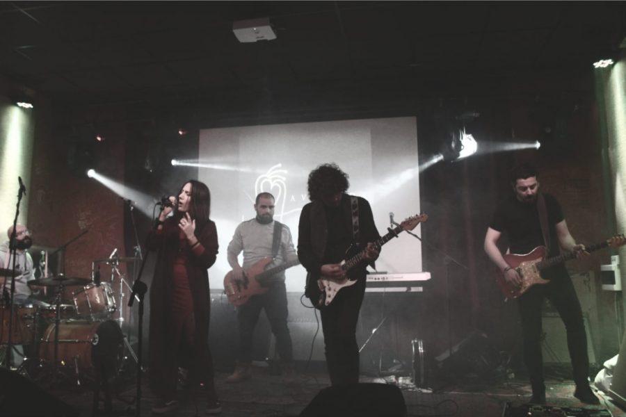 Gli Avenude alla 33^ di Sanremo Rock