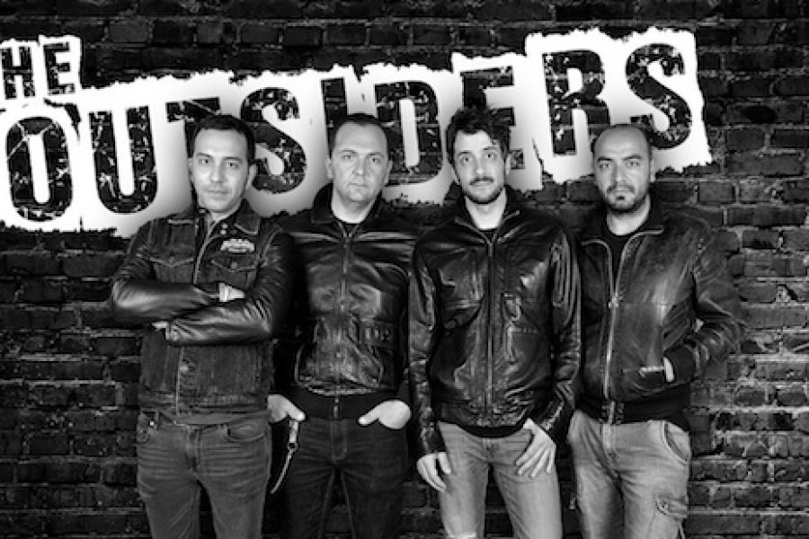 The Outsiders Band alla 33^ di Sanremo Rock!