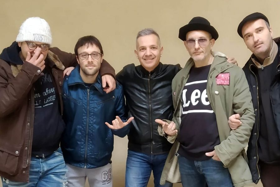 I Loud Sound Band alla 33^ di Sanremo Rock