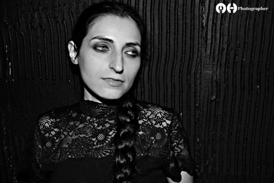 Marica Di Dio alla 33^ di Sanremo Rock!