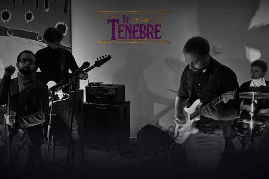Le Tenebre, Band Trentina alla 33^ di Sanremo Rock