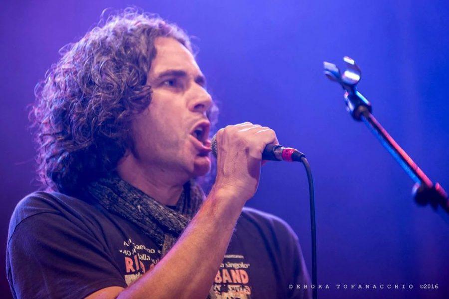 Angelo Sorino alla 33^ di Sanremo Rock!
