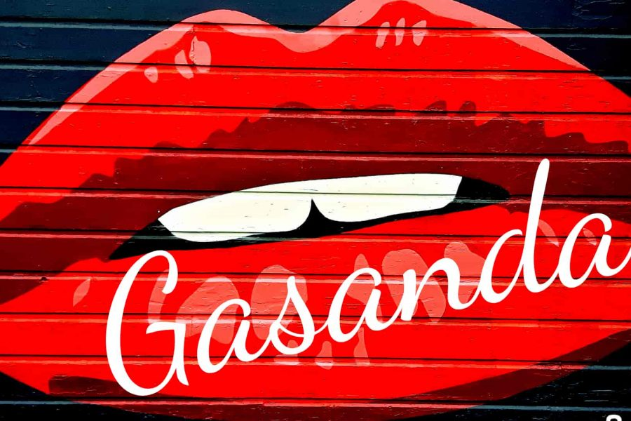 Gasanda alla 33^ di Sanremo Rock Festival!