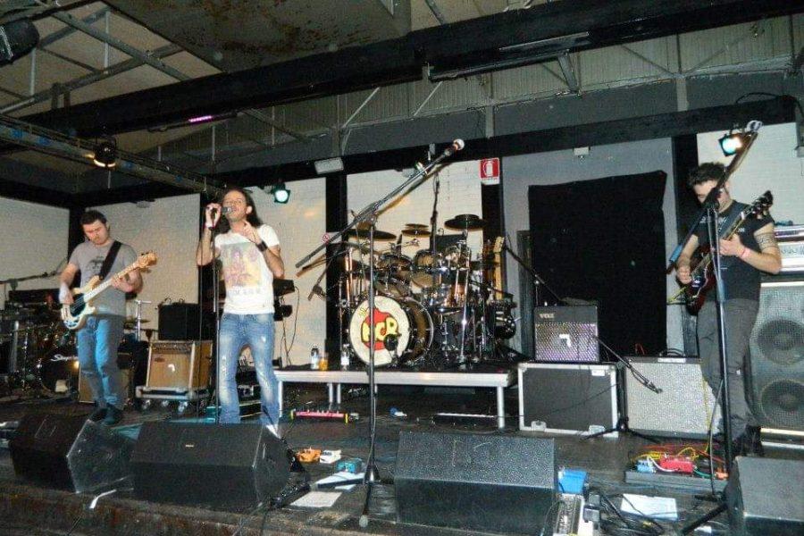 Luna Falena alla 33^ di Sanremo Rock!