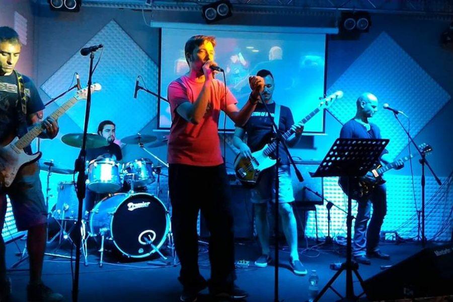 Stigma alla 33^ di Sanremo Rock!