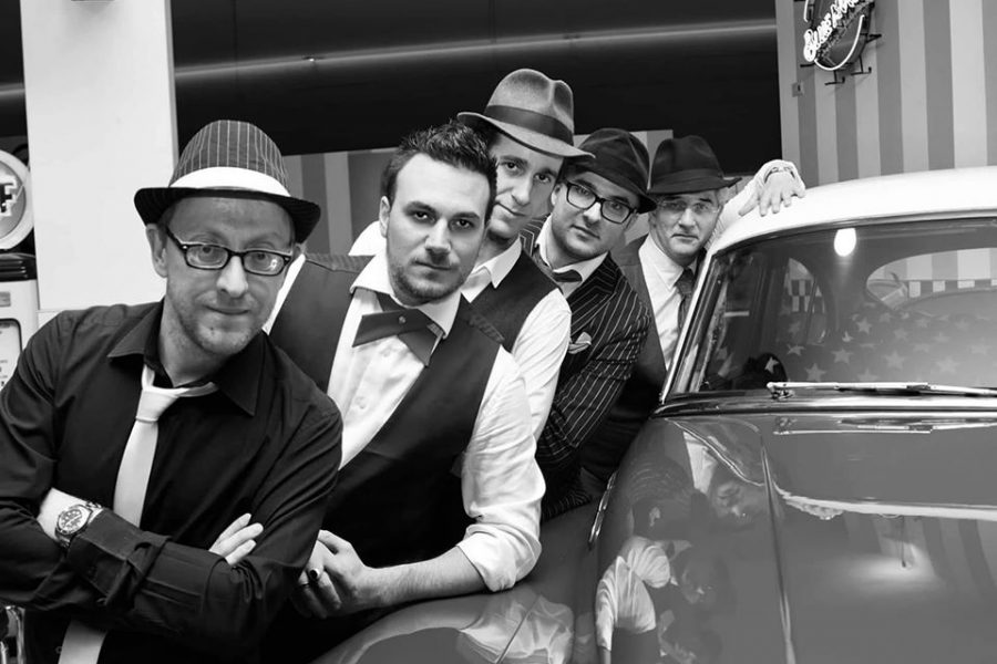 Frank And The Gansters alla 33^ di Sanremo Rock!