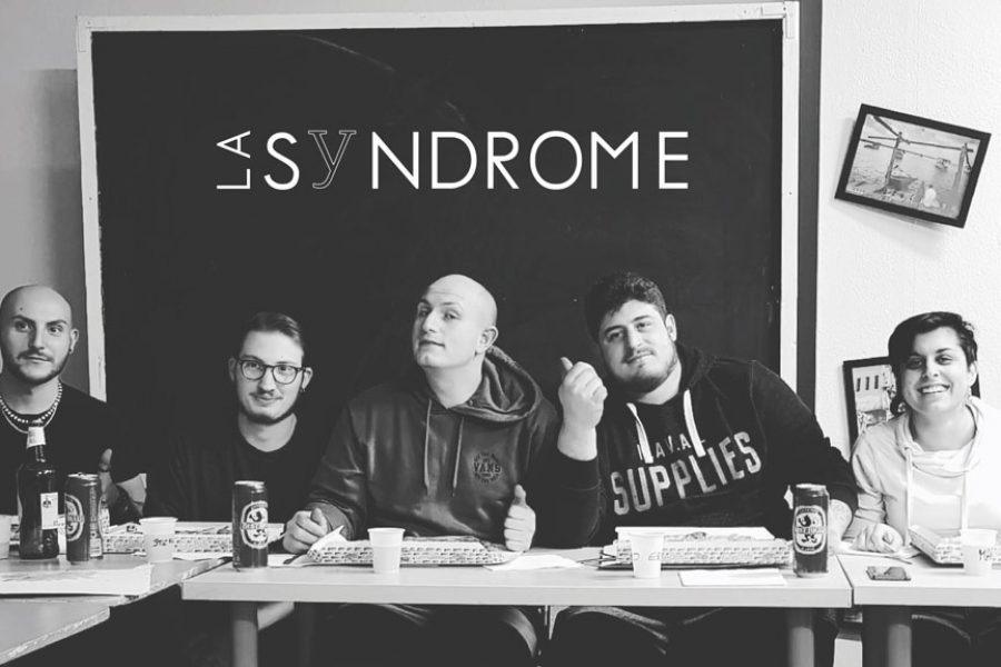 La Syndrome alla 33^ di Sanremo Rock!