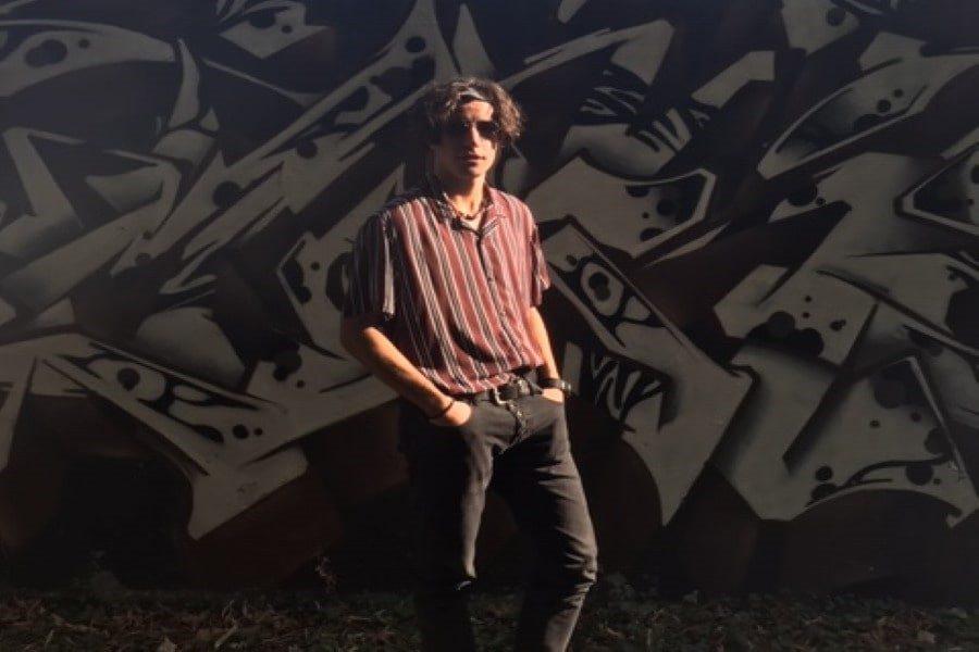 Filippo Marnati alla 33^ di Sanremo Rock!