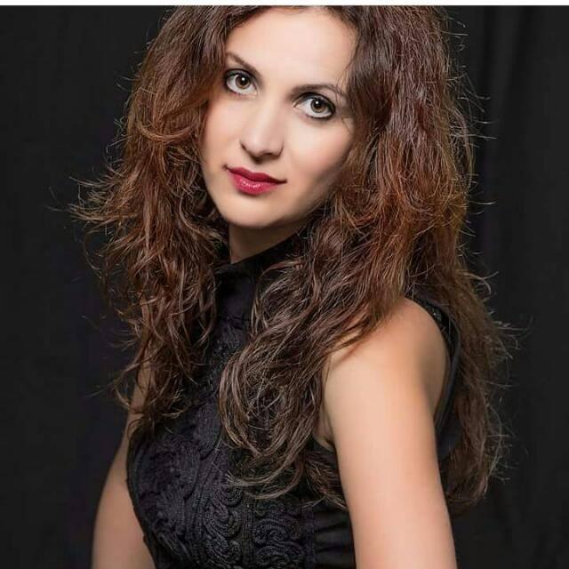 Manuela Cricelli alla 33^ di Sanremo Rock!