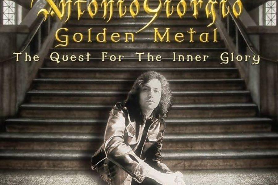 Antonio Giorgio Metal alla 33^ di Sanremo Rock!