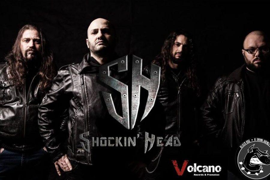 Shockin' Head alla 33^ di Sanremo Rock!