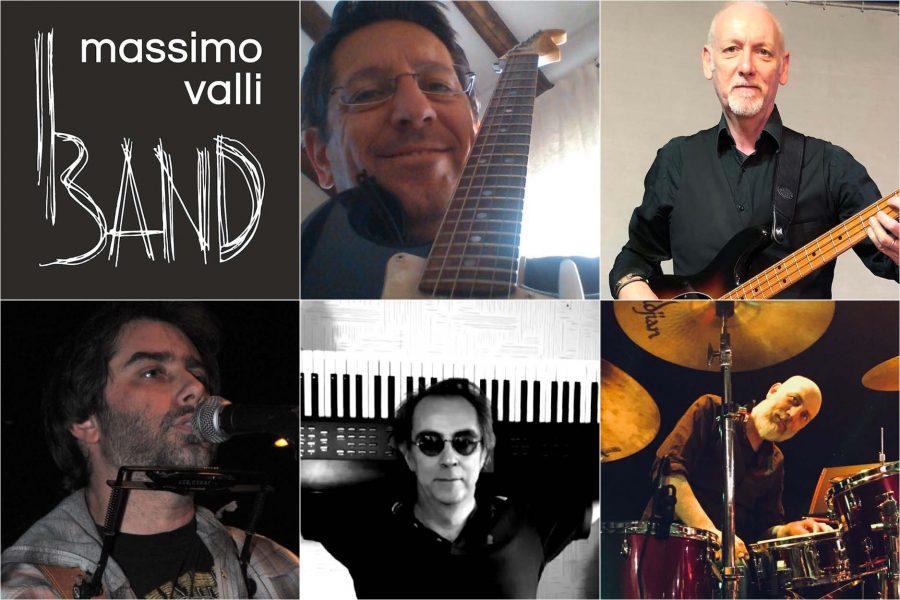 Massimo Valli & Band alle finali regionali di Sanremo Rock!