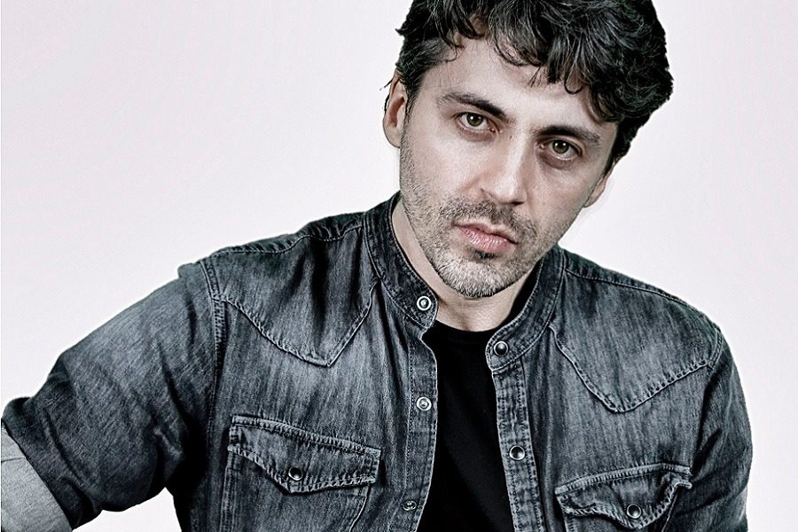 Christian Frosio alla 33^ di Sanremo Rock!