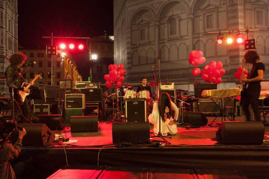 Dazzle alla 33^ di Sanremo Rock!