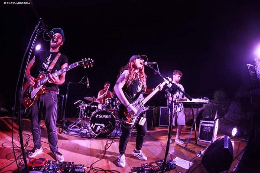 Sound's Borderline alla 33^ di Sanremo Rock!