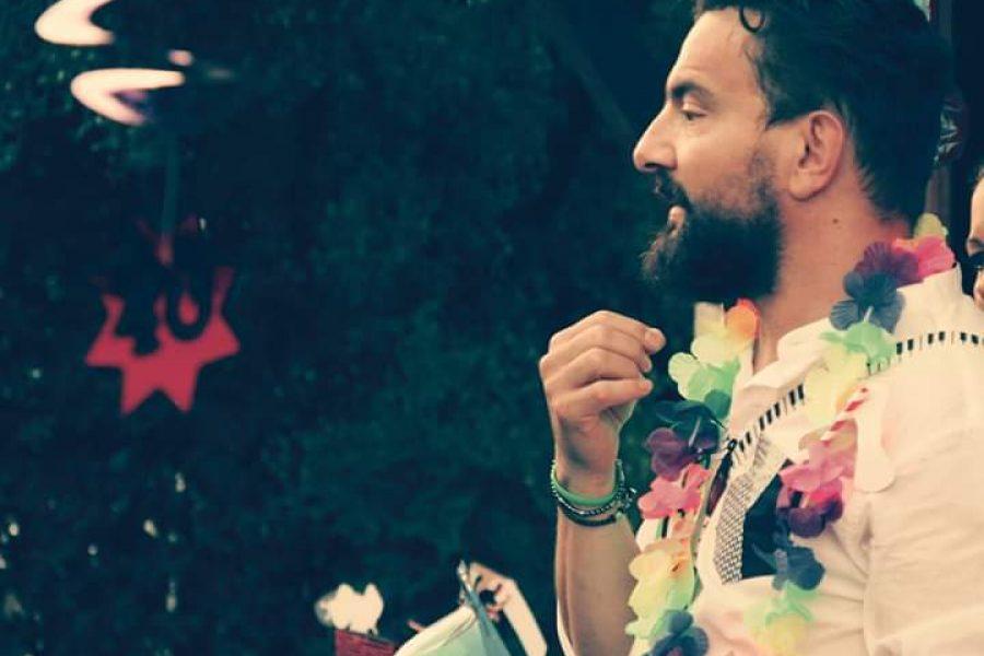 Gabriele Borsato alla 33^ di Sanremo Rock!