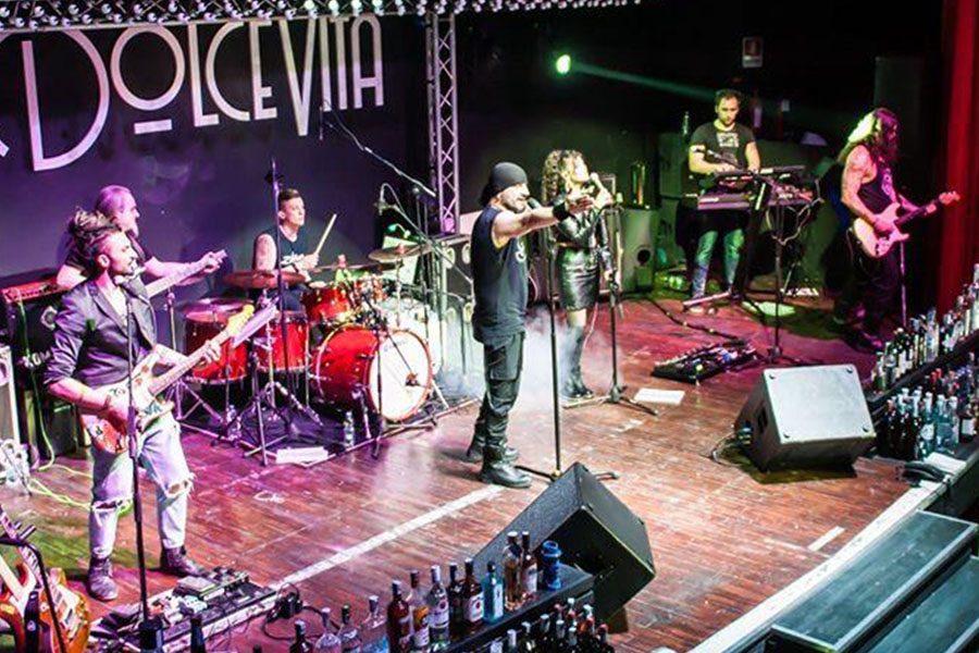KOM Alla 33^ di Sanremo Rock & Trend Festival 2020