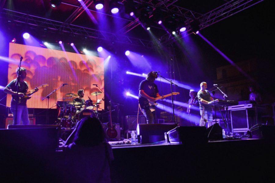Giooge And Il Mondo Alla Rovescia Band alla 33^ del festival!