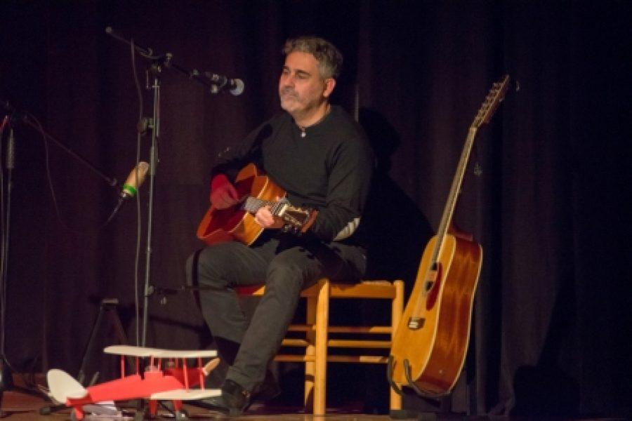 Leo Tenneriello daTaranto alla 33^ di Sanremo Rock 2020