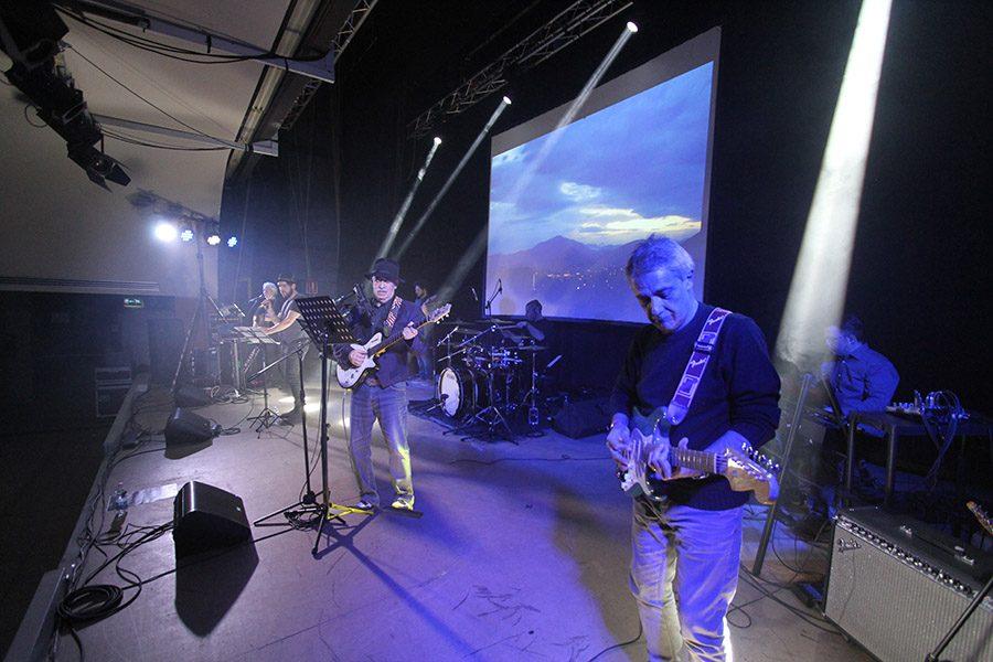 Sale Chiodato alla 33^ di Sanremo Rock!
