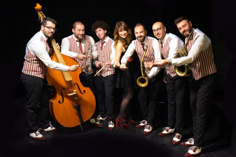 SaxObar Swing&Soul Orchestra al Sanremo Rock 2020