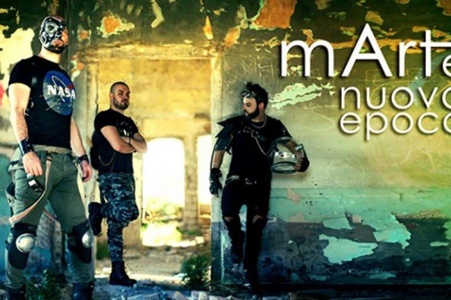 I mArte del Sanremo Rock in uscita il 3 giugno il singolo da MRI