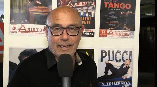Walter Vacchino dal Teatro Ariston ci parla del Sanremo Rock!