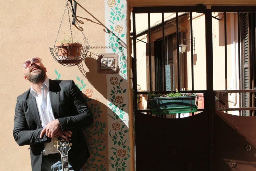 Wladimiro D'Arco alla 33^ di Sanremo Rock!