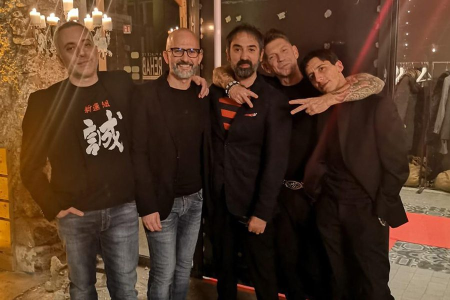Bleetz alla 33^ di Sanremo Rock!