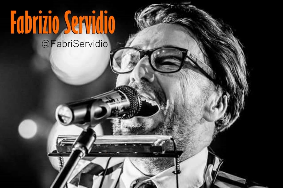 Fabrizio Servidio alla 33^ di Sanremo Rock