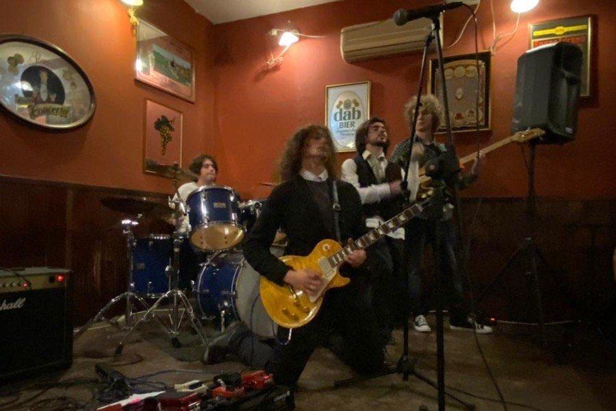 Raw Mussels alla 33^ di Sanremo Rock!