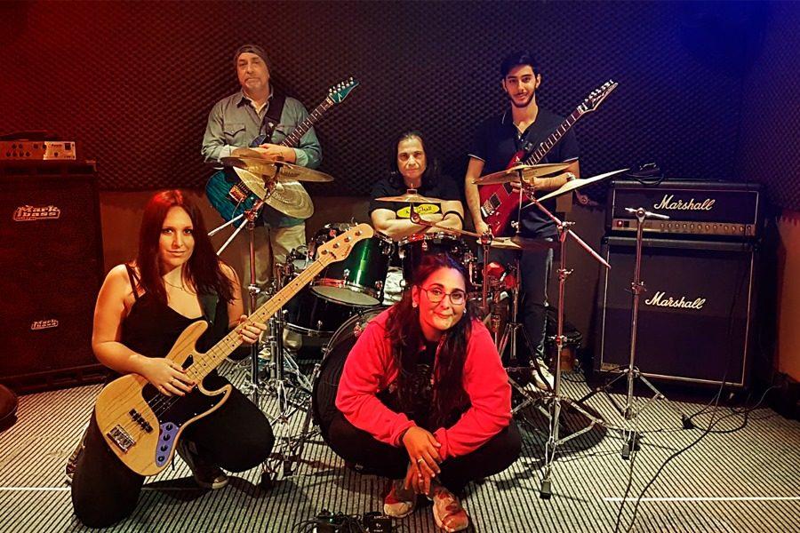 The Hidden Voice alla 33^ di Sanremo Rock!