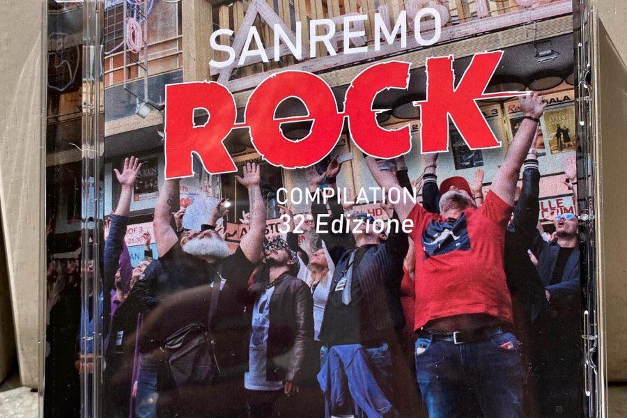 ARRIVATA LA COMPILATION SANREMO ROCK 32^ 2019