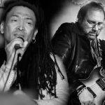 """Jean Michel Byron dai """"TOTO"""" di Jeff Porcaro in giuria Sanremo Rock"""