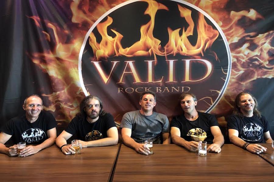 Valid RockBand 34^ edizione Sanremo Rock – sezione Rock