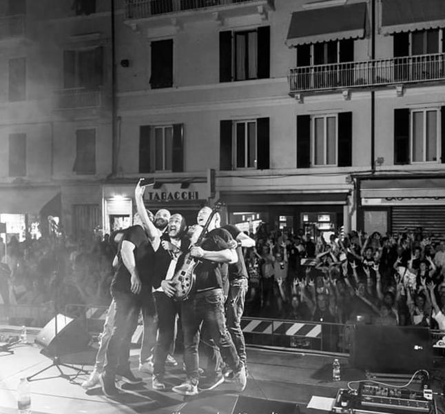 Cortomaltese 34^ edizione Sanremo Rock – sezione Rock