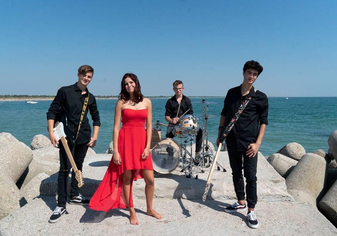 Be fire 34^ edizione Sanremo Rock – sezione Rock