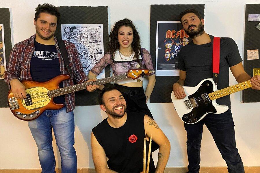 Nothing To Do 34^ edizione Sanremo Rock – sezione Rock