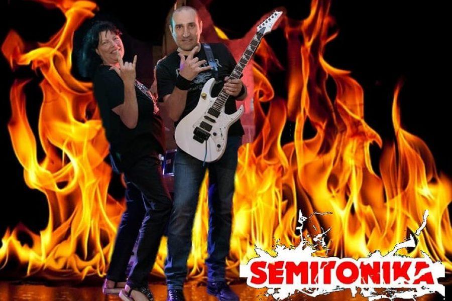 Semitonika 34^ edizione Sanremo Rock – sezione Rock