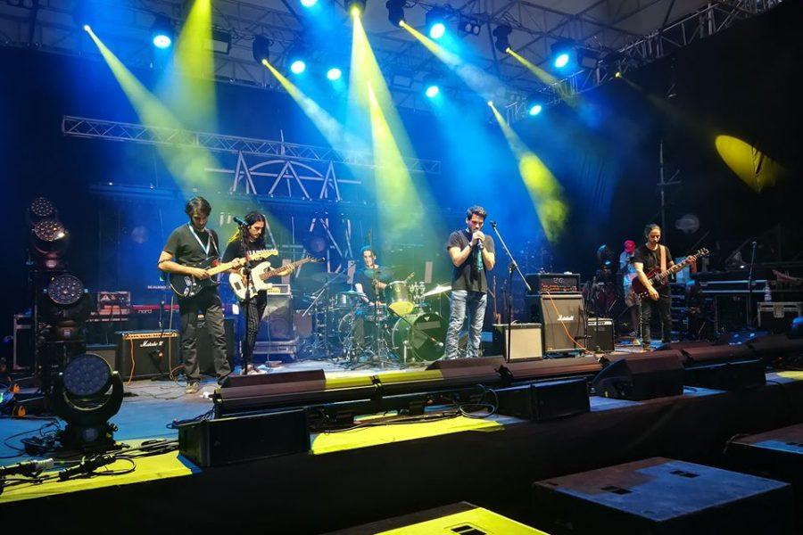 Alcaline 34^ edizione Sanremo Rock – sezione Rock