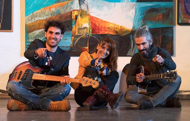 Panky Alma y Sol Vojage 34^ ed. Sanremo Rock – sezione Trend