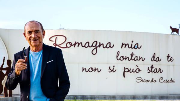 Addio al Re del liscio dall'anima Rock la Romagna perde un Padre!