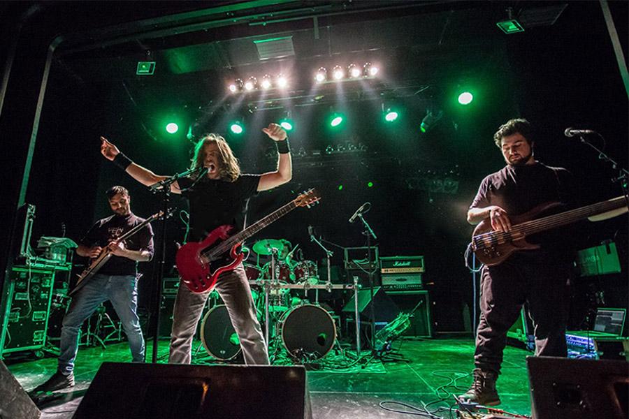 Veins 34^ edizione Sanremo Rock – sezione Rock