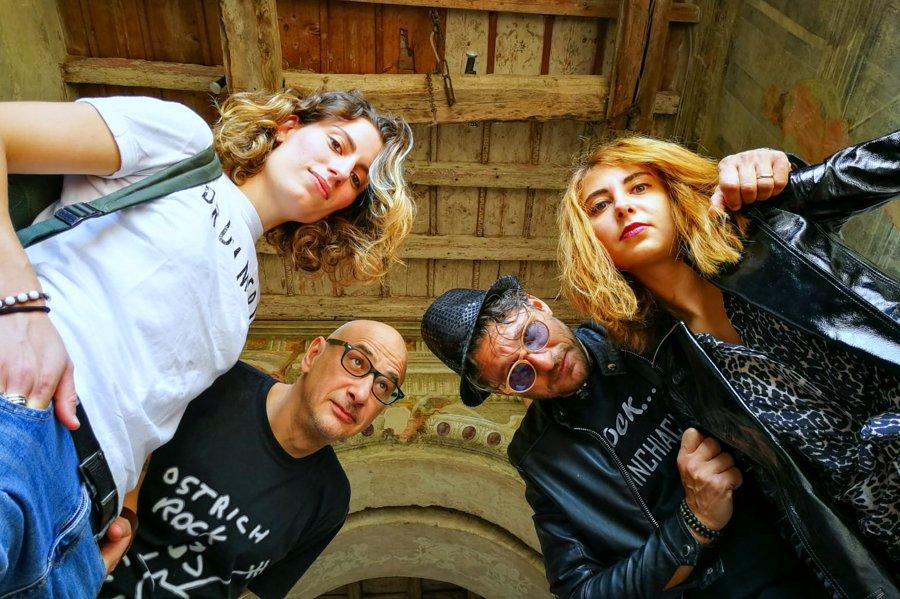 Irene Va Di Fretta 34^ Edizione Sanremo Rock – sezione Rock