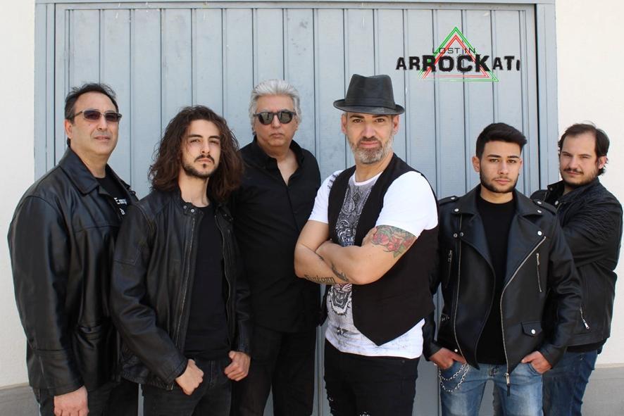 Arrockati band 34^ Edizione Sanremo Rock – sezione Rock